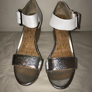 """Donald J. Pliner """"Malibu"""" platform heels"""